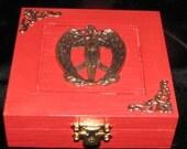 Love Goddess Altar Box