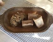 Primitive Trencher - Dough Bowl
