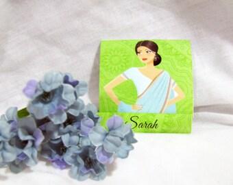 Indian Wedding Favors - Indian Wedding Shower Favors - Indian Wedding Favor mini nail files
