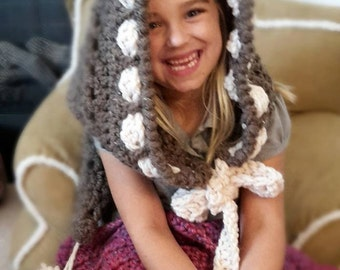 The Ryleigh Fairy Hood