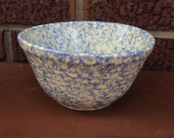 Mixing Bowl Roseville Ohio Friendship Pottery 6 inch Mixing Bowl