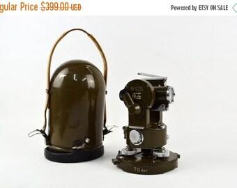 ON SALE Vintage Officine Galileo Military Theodolite