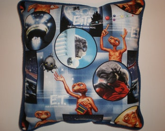 E.T. The Extra-Terrestrial Pillow