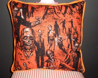 SALE Zombies Pillows