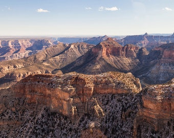 Photograph of the Grand Canyon