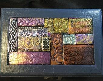 Altered treasure box