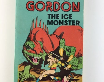 Flash Gordon The Ice Monster Graphic Novel