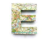 World Map Door Sign Personalised Gift for Traveller Custom Wall Art Bedroom Decor Initials Name Letters Atlas Quirky Present for Him Holiday