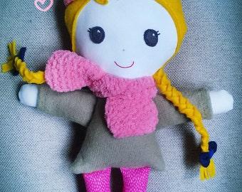 Rag doll - perfect present for princess