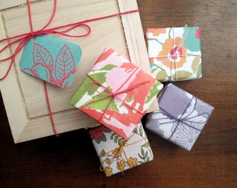 The Floral Soap Box Gift Under 25 Ready to Ship