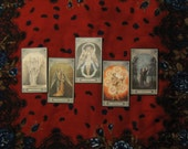 Tarot by Erajia - 5 Card Wave Spread - A private reading just for you!