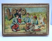 Vintage Loto Box