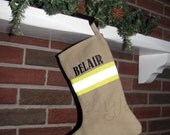 Firefighter Stocking Gift for Firefighter or Loved One of a Firefighter