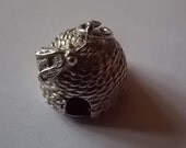 Vintage Silver Beehive Your My Honey Opening Charm SWEET