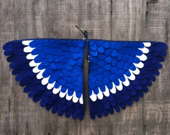 Magical Creature Wings // ZAZU inspired // Soft and Flappable!