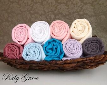 Newborn Photo Prop, Gauze Cotton Fabric Wrap, Newborn Wrap, Photography Prop, Baby Cloth Wrap Swaddle, Newborn Baby Prop