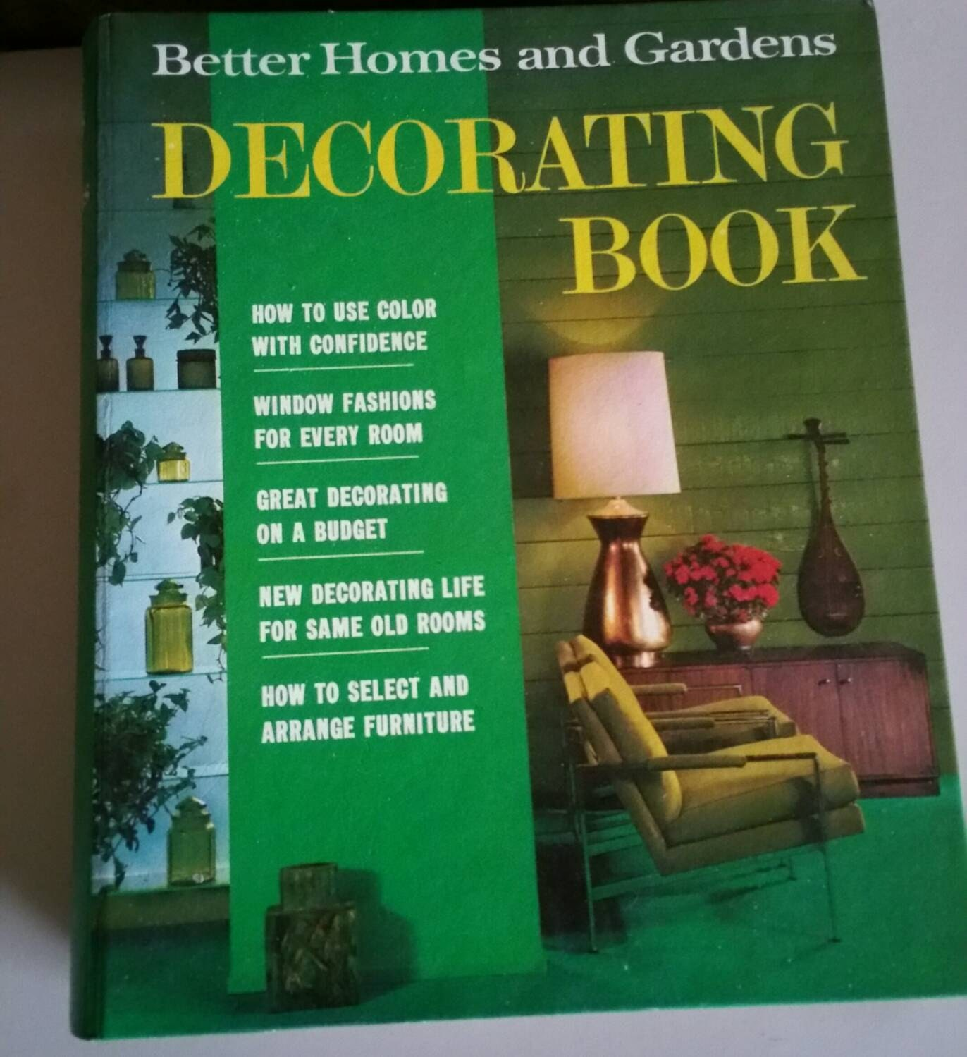 Fun 1960 better homes gardens home decorating 1968 book - Better homes and gardens cookbook 1968 ...