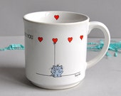 "Valentine ""I Love You"" Mug by Sandra Boynton - Choice"