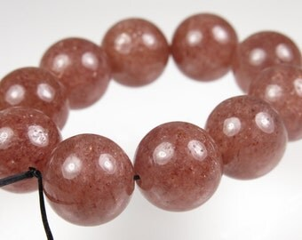 Russian Muscovite Round Beads - 12mm - 10 Pieces - B3636