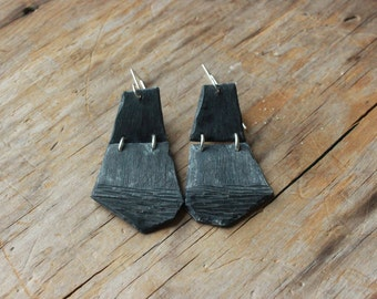Ore Earrings.