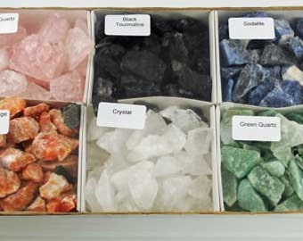 5lb of various stones for grids