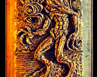 Innsmouth Wall Plaque