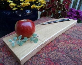 Black locust cutting board - natural edge board - live edge cheese board