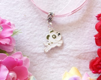 10 Dog Necklaces Party Favors