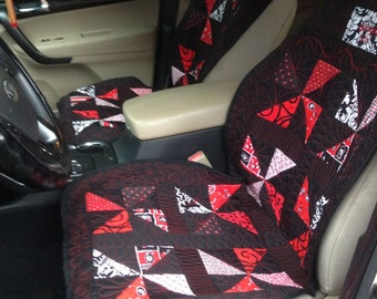 Quilted Car Seat Cover Pattern
