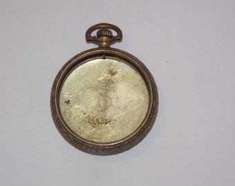 Gold Antique 40mm  Pocket Watch Case