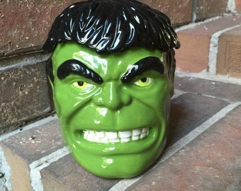 Handpainted Hulk Box