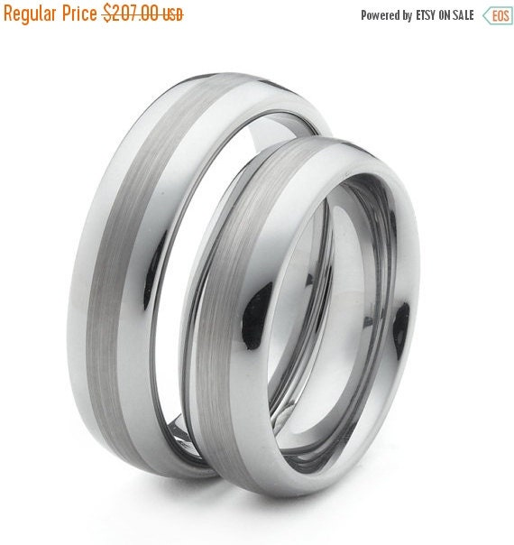 ON SALE Wedding Ring Sets Couple Rings With By FirstClassJewelry