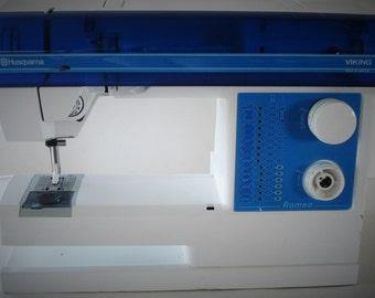 HUSQVARNA Viking Romeo Sewing Machine As Is.