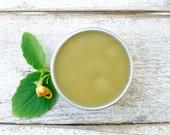 Jewelweed Salve {Anti-Itch Poison Ivy Balm}