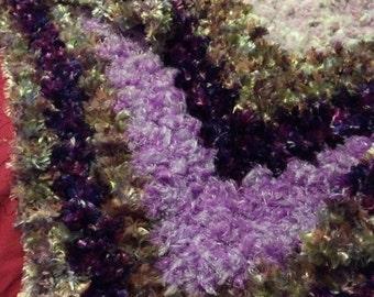 Beautiful Crochet Shawl