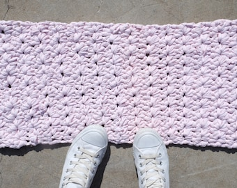 Darling Mat Made from Recycled Shirts