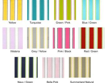 Custom - Lulu Stripe, Multiple Colors