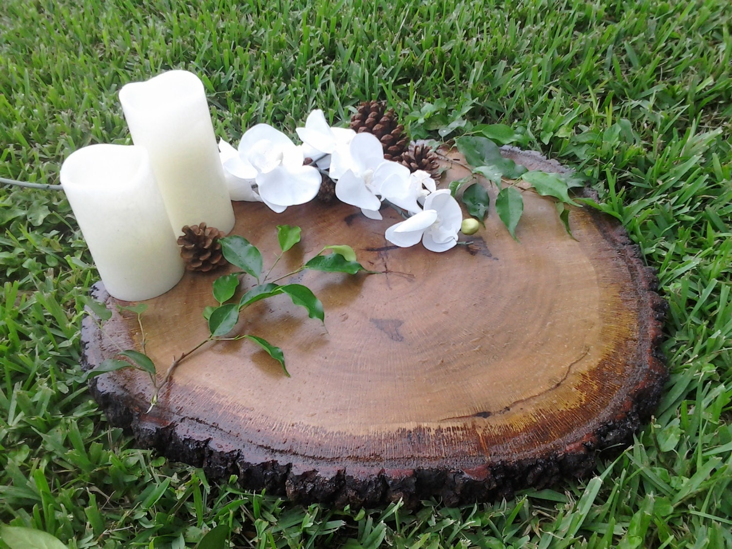 tree slice wedding cake stand 20 tree slice rustic wedding cake stand centerpiece 21253
