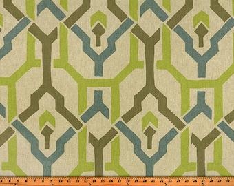 Pushpa Florence Laken Curtain Panels 24W or 50W x 63, 84, 90, 96 or 108L Premier Prints
