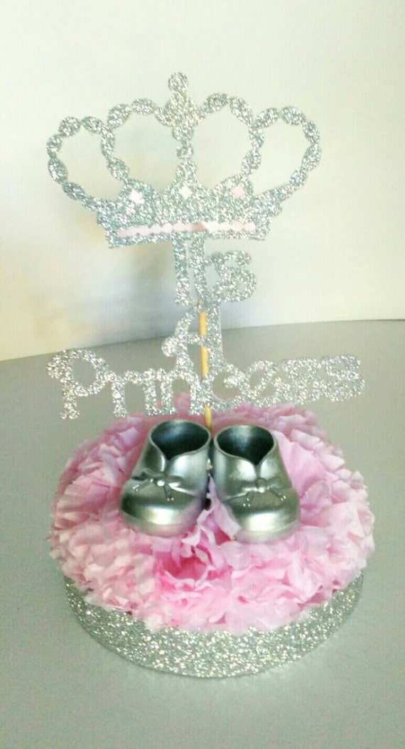it 39 s a princess centerpieces baby shower it 39 s a girl princess