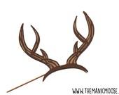 Photo Booth Props -  Deer Antlers Photo Prop