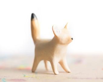Le Exploring Fennec Fox Totem