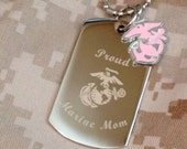 Custom Engraved Tag