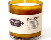Handmade Soy Candle - Ginger