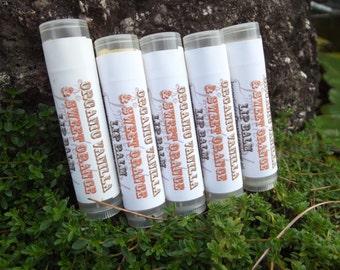 Organic Vanilla & Sweet Orange Lip Balm