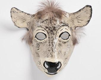 masquerade doe paper mask