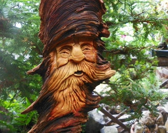 Duffy,   the pine knot wood spirit