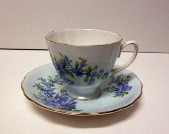 Colclough Fine China cup & saucer
