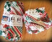 Knitted Dishcloths like Grandma used to make!