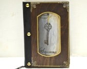 Skeleton key, old key, old vintage key, antique old key, key ornament, old skeleton key, ornate key, key journal, key leather book